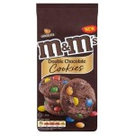 Ciastka M&M's Double Chocolate Cookies 180g