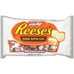Reese's Peanut Butter White Miniatures