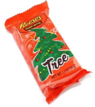 Babeczka Reese's Peanut Butter Christmas Tree 34g