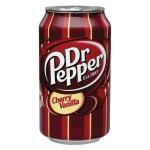 Dr Pepper Cherry - Wanilla 355ml