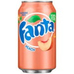 Napój Fanta Peach 355ml