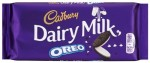 Czekolada Cadbury Dairy Milk with Oreo 120g