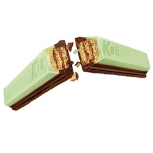 Kit Kat Duos Mint + Dark Chocolate 42g