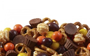 Mix Reese's Popped Snack Mix 226g