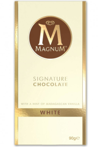 Czekolada Magnum Signature White Chocolate 90g