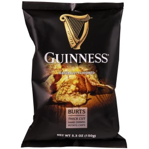 Chipsy Guinness Chips Original 150g