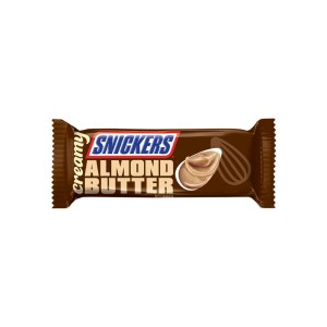 Baton Snickers Creamy Almond Butter