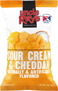 Chipsy Uncle Ray's Sour Cream & Cheddar