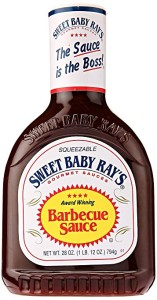 Sos Sweet Baby Ray's Barbecue Sauce 794g.
