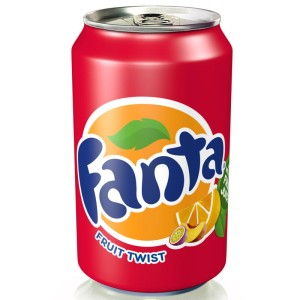 Napój Fanta Fruit Twist 330ml