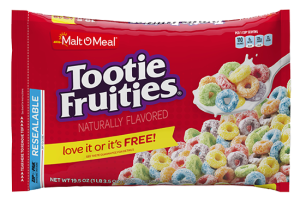 Płatki Malt O Meal Tootie Fruities 552g