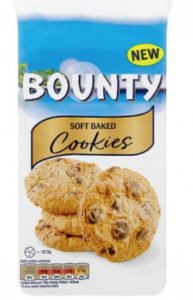 Ciastka Bounty Soft Baked Cookies 180g