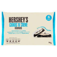 Hershey's Rounds Cookies 'N' Creme