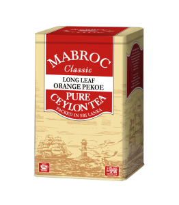 Mabroc Long Leaf Orange Pekoe 400g