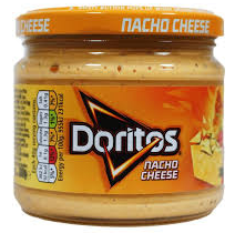 Dip Doritos Nacho Cheese
