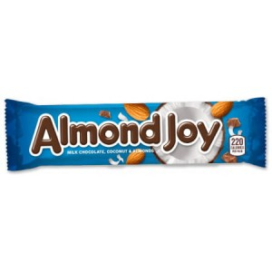 Almond Joy Coconut & Almond