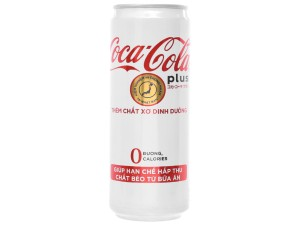 Coca Cola Plus Can 330ml
