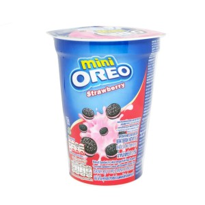Ciastka Oreo Mini Strawberry Cream