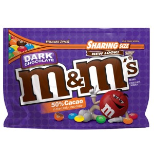 M&M'S Dark Chocolate 286,3g
