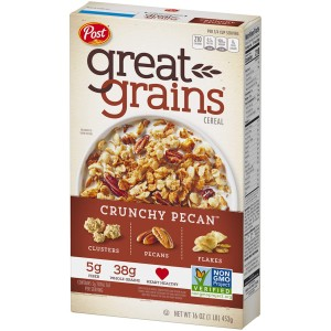 Post Great Grains Crunchy Pecan