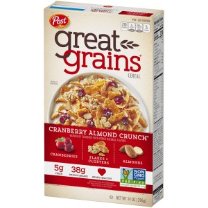 Post Great Grains Cranberry Almond Crunch