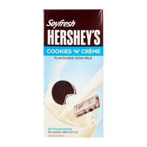 Hershey's Soyfresh Cookies 'N' Cream 946ml
