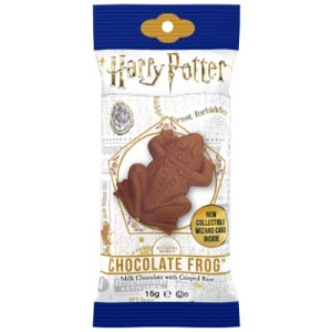 Czekolada Jelly belly Harry Potter Chocolate Frog 15g