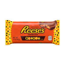 Reese's 2 Peanut Butter Cups Stuffed With Pieces 42g