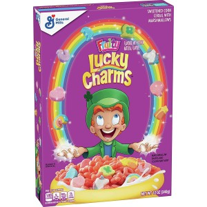 Płatki Lucky Charms Fruity 340g