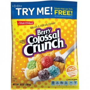 Płatki Berry Colossal Crunch
