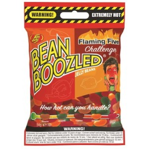 Jelly Belly Flaming Five 54g