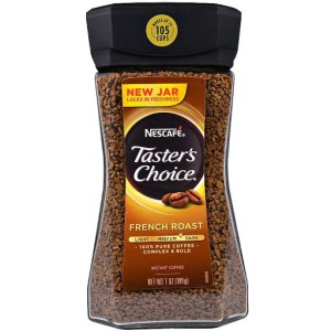 Nescafe Taster's Choice French Roast 198g