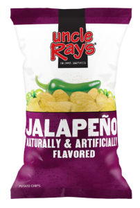 Chipsy Uncle Ray's Jalapeno
