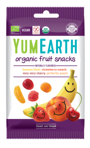 Żelki YumEarth organic fruit snacks 50g