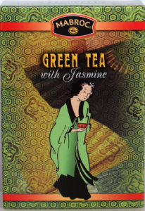 Mabroc Green Tea with Jasmine 100g