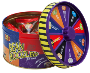 Żelki Jelly Belly Bean Boozled Big Spinner Tin 95g
