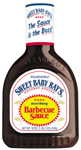 Sos Sweet Baby Ray's Barbecue Sauce 510g