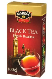 Mabroc English Breakfast 100g