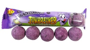 Cukierki Zed Blackcurrant Jawbreakers