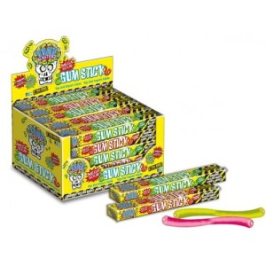 Guma Brain Blasterz Sour Gum Sticks Apple