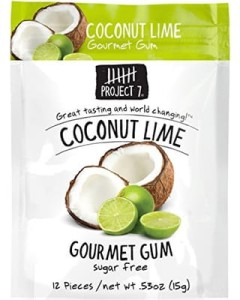 Guma Project 7 Coconut - Lime