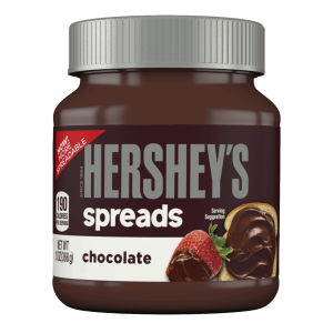 Hershey's chocolate spreads