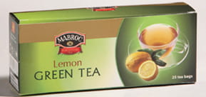 Mabroc Lemon Green Tea (25x2g)