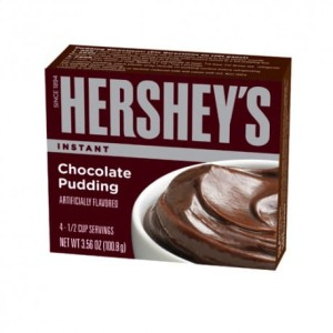 Deser Hershey's Instant Chocolate Pudding
