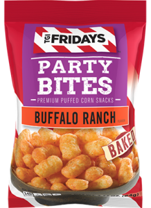 Chipsy Friday's Party Bites Buffalo Ranch  92,1g
