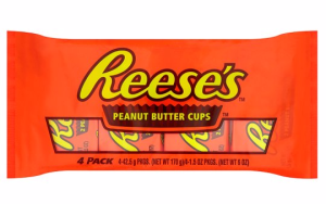 Babeczki Reese's 2 Peanut Butter Cups 4 Pack 170g