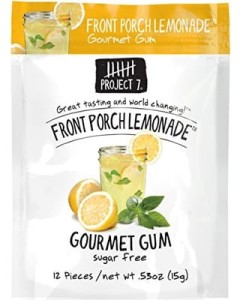 Guma Project 7 Front Porch Lemonade