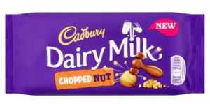 Czekolada Cadbury Dairy Milk Chopped Nut 95g