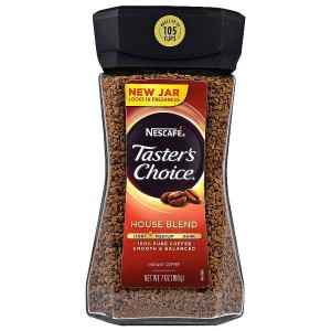 Nescafe Taster's Choice House Blend 198g