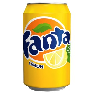 Napój Fanta Lemon 330ml